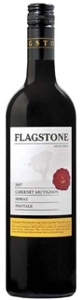 Flagstone Dragon Tree Cabernet Sauvignon/Shiraz/Pinotage 2007, Wo Coastal Region Bottle