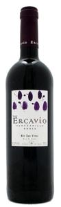 Más Que Vinos Ercavio Tempranillo Roble 2007, Tierra De Castilla Bottle