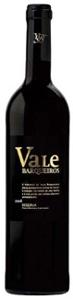 Vale Barqueiros Reserva Tinto 2006, Vinho Regional Alentejano Bottle