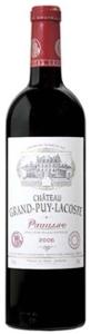 Château Grand Puy Lacoste 2006, Ac Pauillac Bottle