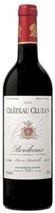 Château Cluzan 2006, Ac Bordeaux Bottle