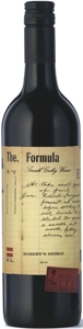 Small Gully The Formula Robert's Shiraz 2005, South Australia Bottle