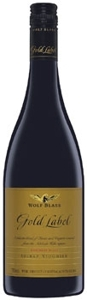 Wolf Blass Gold Label Shiraz/Viognier 2006, Adelaide Hills, South Australia Bottle