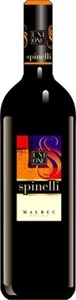 Spinelli Malbec 2007 Bottle