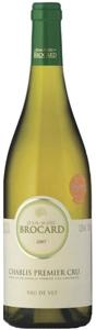Jean Marc Brocard Chablis Vau De Vey Premier Cru 2007 Bottle