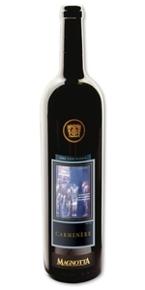 Magnotta Carmenere Grand Reserva Bottle