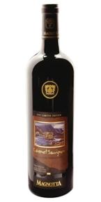Magnotta Cabernet Sauvignon 2005 Limited Edition Bottle