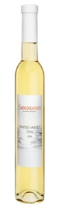 Sandbanks Winter Harvest Vidal Bottle