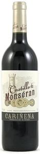 Castillo De Monseran Garnacha 2008 Bottle
