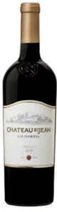 Chateau St. Jean Merlot 2006, California Bottle