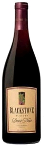 Blackstone Pinot Noir 2007, California Bottle