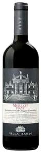 Villa Sardi Merlot 2007, Doc Piave Bottle