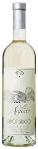 Colli Argento Pinot Grigio 2008, Igt Veneto Bottle