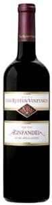 Van Ruiten Old Vine Zinfandel 2007, Lodi Bottle