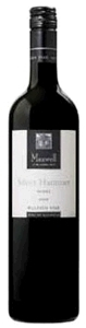 Maxwell Silver Hammer Shiraz 2008, Mclaren Vale, South Australia Bottle