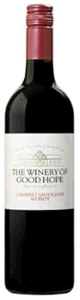 The Winery Of Good Hope Cabernet Sauvignon/Merlot 2008, Wo Stellenbosch Bottle