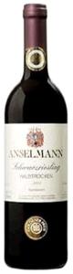 Anselmann Schwarzriesling 2007, Qba Pfalz, Ockfener Bockstein Bottle