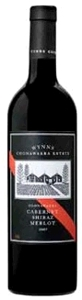 Wynns Coonawarra Estate Cabernet/Shiraz/Merlot 2007, Coonawarra, South Australia Bottle