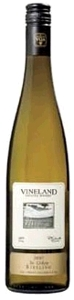 Vineland Estates St. Urban Riesling 2007, VQA Twenty Mile Bench, Niagara Peninsula Bottle