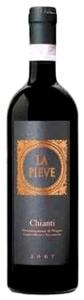 La Pieve Chianti 2007, Chianti Bottle
