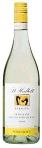 St. Hallett Poacher's Blend Sémillon/Sauvignon Blanc 2009, Barossa, South Australia Bottle
