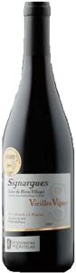 Les Vignerons Du Castelas Vieilles Vignes Signargues Côtes Du Rhône Villages 2007, Ac Bottle