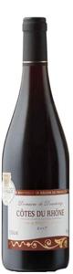 Domaine De Dieumercy Côtes Du Rhône 2007, Ac Bottle