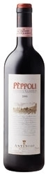 Antinori Pèppoli Chianti Classico 2007, Docg Bottle