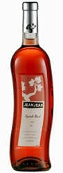 Jeanjean Syrah Rose 2008 Bottle