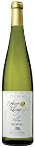 Klingenfus Signature Riesling 2008, Ac Alsace Bottle