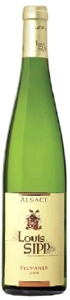 Louis Sipp Sylvaner 2008, Ac Alsace Bottle