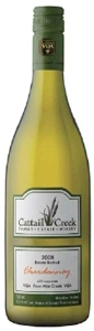 Cattail Creek Chardonnay 2008, VQA Four Mile Creek, Niagara Peninsula, Estate Btld. Bottle