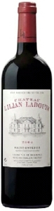 Château Lilian Ladouys 2004, Ac Saint Estèphe Bottle
