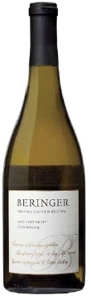 Beringer Sbragia Limited Release Chardonnay 2007, Napa Valley Bottle