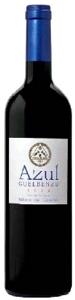 Bodegas Guelbenzu Azul 2006, Vinos De La Tierra Bottle