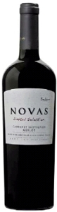 Emiliana Novas Limited Selection Cabernet Sauvignon/Merlot 2007, Central Valley,Certified Organic And Biodynamically Grown Grapes Bottle