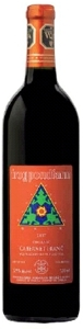 Frogpond Farm Cabernet Franc 2007, VQA Niagara On The Lake Bottle