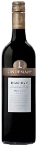 Lindemans Reserve Merlot 2007, Limestone Coast, South Australia Bottle