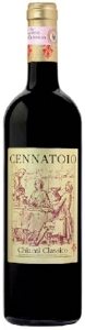 Cennatoio Chianti Classico 2006, Docg Bottle
