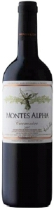 Montes Alpha Carmenère 2007, Colchagua Valley Bottle