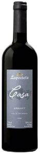 Casa Lapostolle Merlot 2008, Rapel Valley Bottle