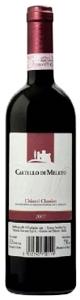 Castello Di Meleto Chianto Classico 2007, Docg Bottle