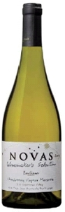 Emiliana Novas Winemaker's Selection Chardonnay/Viognier/Marsanne 2007, Casablanca Valley, Made From Certified Organic And Biodynamically Grown Grapes Bottle