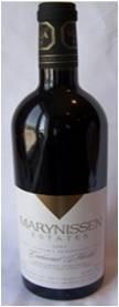Marynissen 2003   Cabernet Franc/Sauvignon Bottle