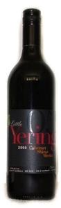 Little Yering Cab/Shiraz/Merlot 2005, Yarra Valley Bottle