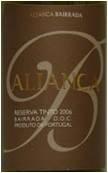 Alianca Baraida Reserva 2006 Bottle
