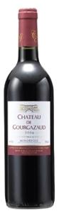 Chateau De Gourgazaud 2007, Minervois Bottle