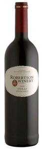 Robertson Winery Shiraz 2009, Robertson Bottle