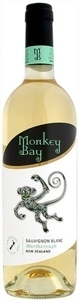 Monkey Bay Sauvignon Blanc 2009, Marlborough Bottle