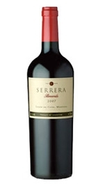 Serrera Bonarda 2008 Bottle